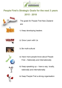 The goals for People First New Zealand 2015-2018-page-001